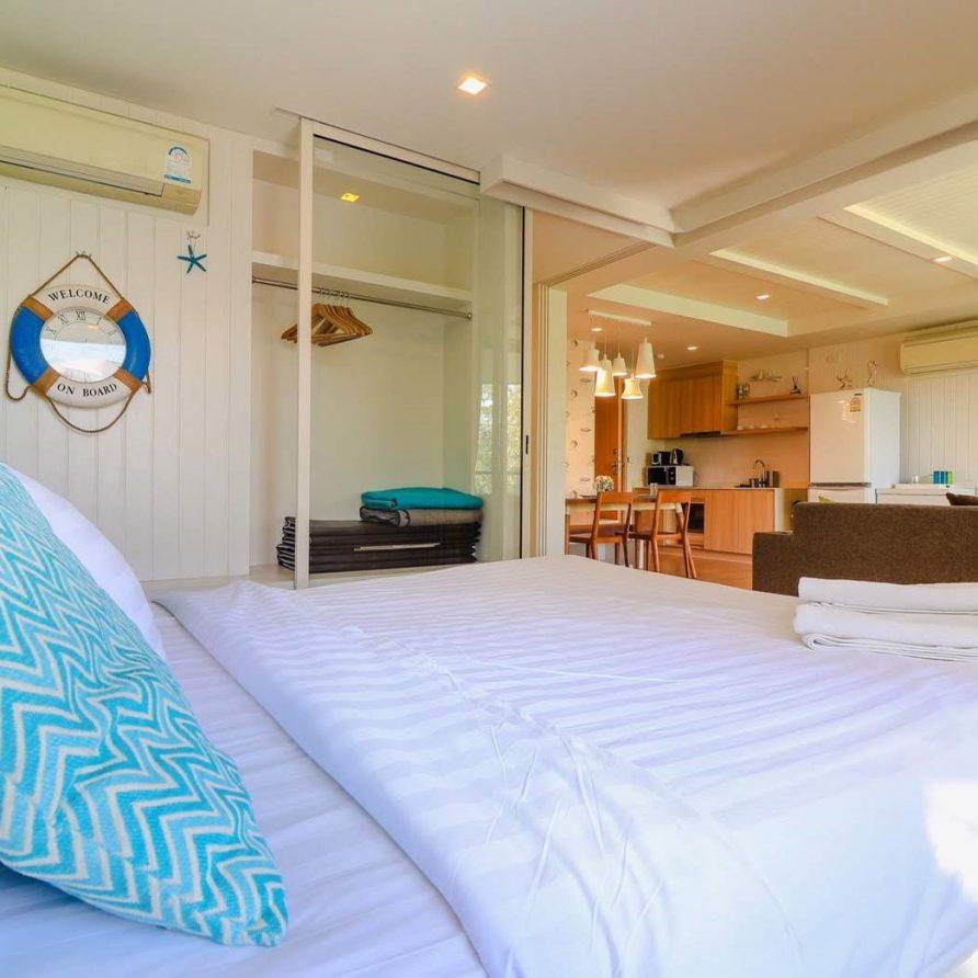 2 Bed Room Pool View BSKR10302