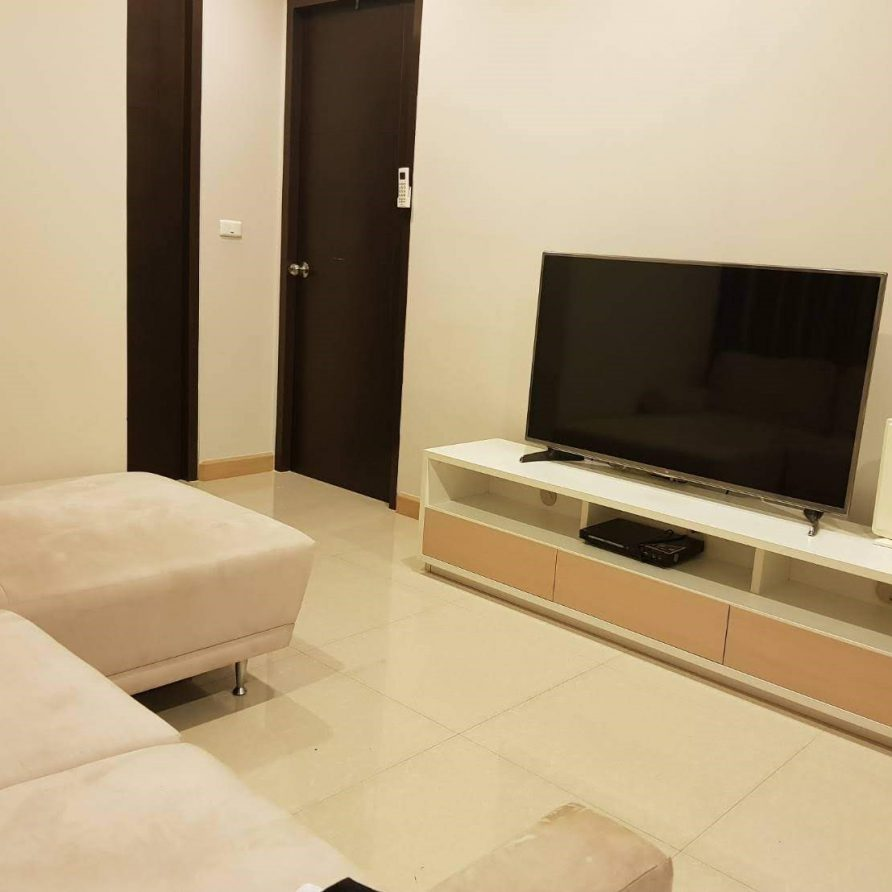 2 Bed Room Chrisma Condo near Airport, Panya Golf CM1601